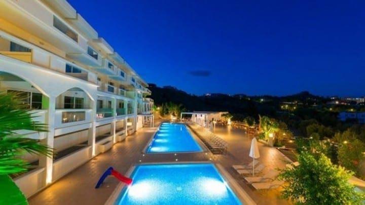 Άδειες για την επέκταση δύο ξενοδοχείων στη Ρόδο