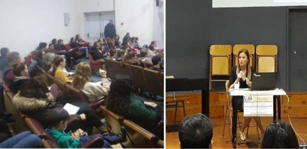Επιτυχημένη η εκδήλωση του συλλόγου γονέων του Μουσικού Σχολείου με θέμα «Η κατάθλιψη στην εφηβική ηλικία. Συμβουλευτική γονέων για την αντιμετώπιση του φαινομένου»