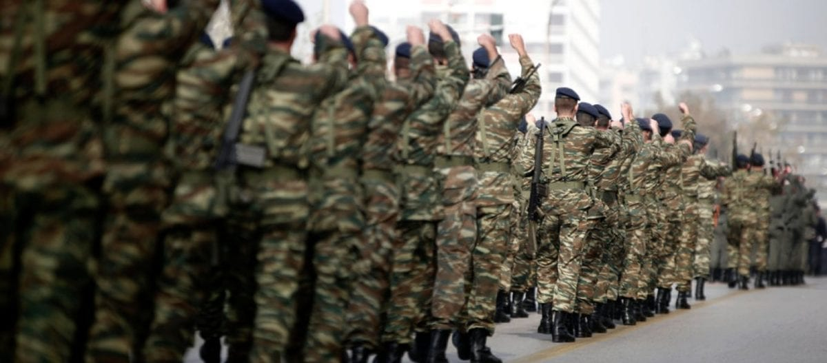 Στοιχεία σοκ – Ενας ολόκληρος Στρατός δεν… υπηρετεί: 30.000 οι ανυπότακτοι – Μόλις το 25% παρουσιάζεται για στράτευση
