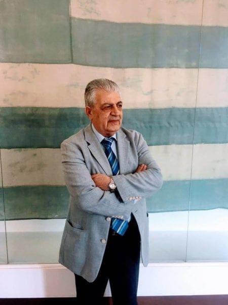 Ο Κάλλιστος Διακογεωργίου, υποψήφιος και πάλι δίπλα στον Γιώργο Χατζημάρκο