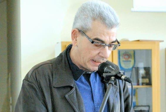 Ο γιατρός Αντώνης Ρούσσος  από τη Σύρο, υποψήφιος στο πλευρό του Γιώργου Χατζημάρκου