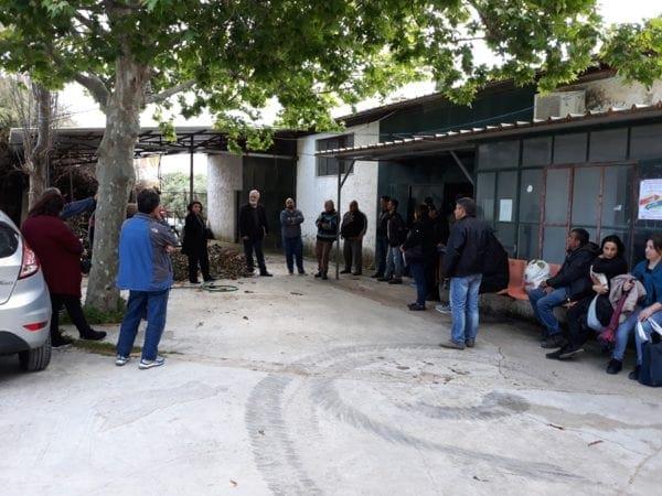 Στην Υπηρεσία Πρασίνου και σε εκδληλωση στην Κρεμαστή ο Γιάννης Ντουνιαδάκης