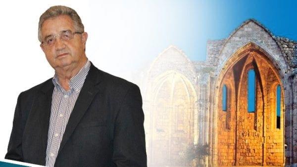 Ο Γιάννης Γιαννακάκης υποψήφιος με την παράταξη του δημάρχου Ρόδου, Φώτη Χατζηδιάκου