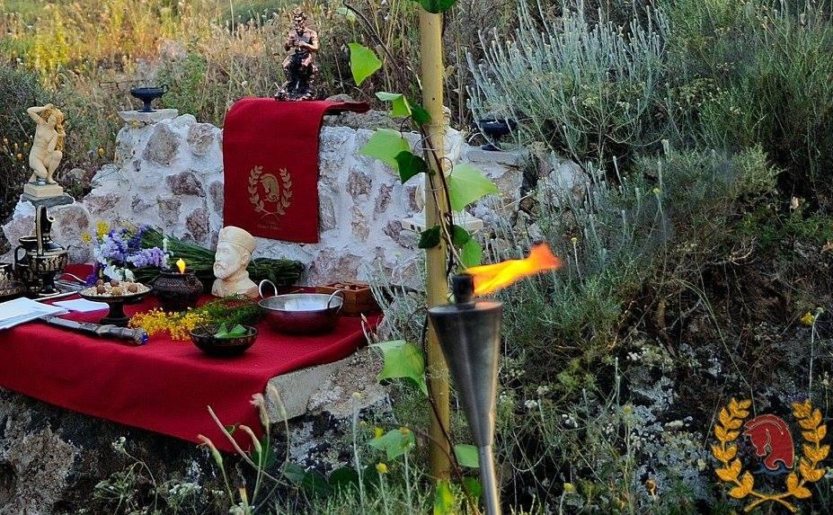 Εορτασμός Χαρισίων – Αφροδισίων στη Ρόδο