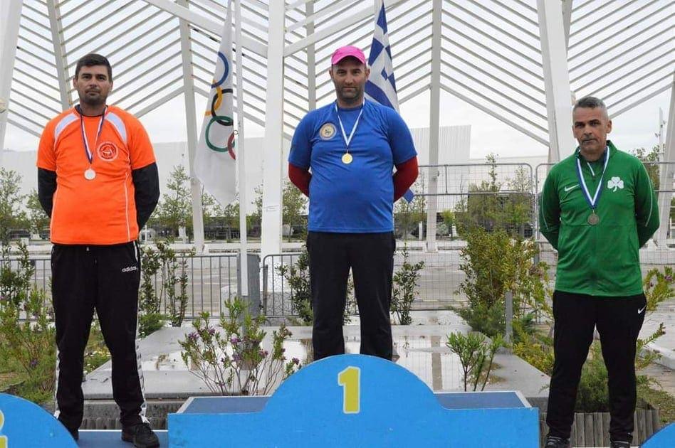 Επιτυχίες για τον Α.Σ. ΚΕΝΤΑΥΡΟΣ στο πανελλήνιο πρωτάθλημα Τοξοβολίας Β' κατηγορίας.