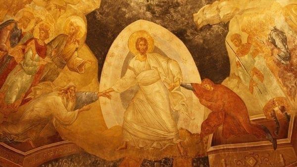 Το Μεγάλο Σάββατο – Η κάθοδος του Ιησού στον Άδη