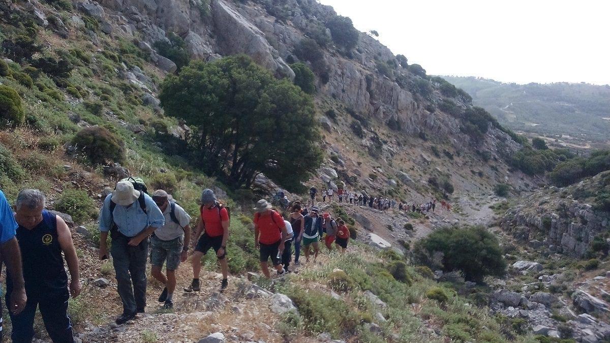 Ανάβαση – κατάβαση Αταβύρου την Κυριακή 19 Μαΐου