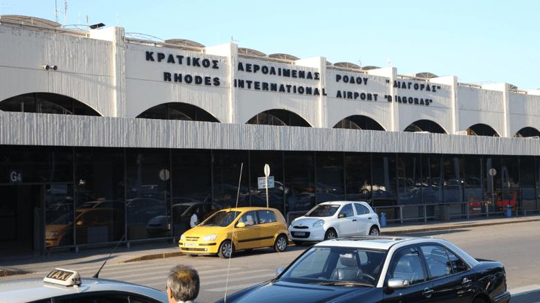 Μέχρι το τέλος του έτους θα ολοκληρωθούν τα έργα αναβάθμισης και επέκτασης στο αεροδρόμιο της Ρόδου