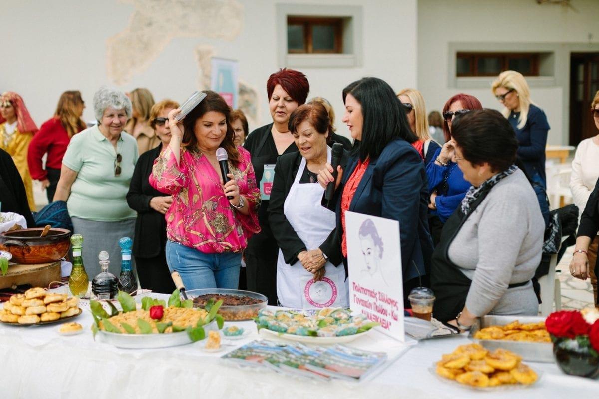 """Aegean mamas know best"" & ""Aegean Gardeners"":  Η Κως ξεδίπλωσε τη γαστρονομική κληρονομιά και τα ποιοτικά προϊόντα της"