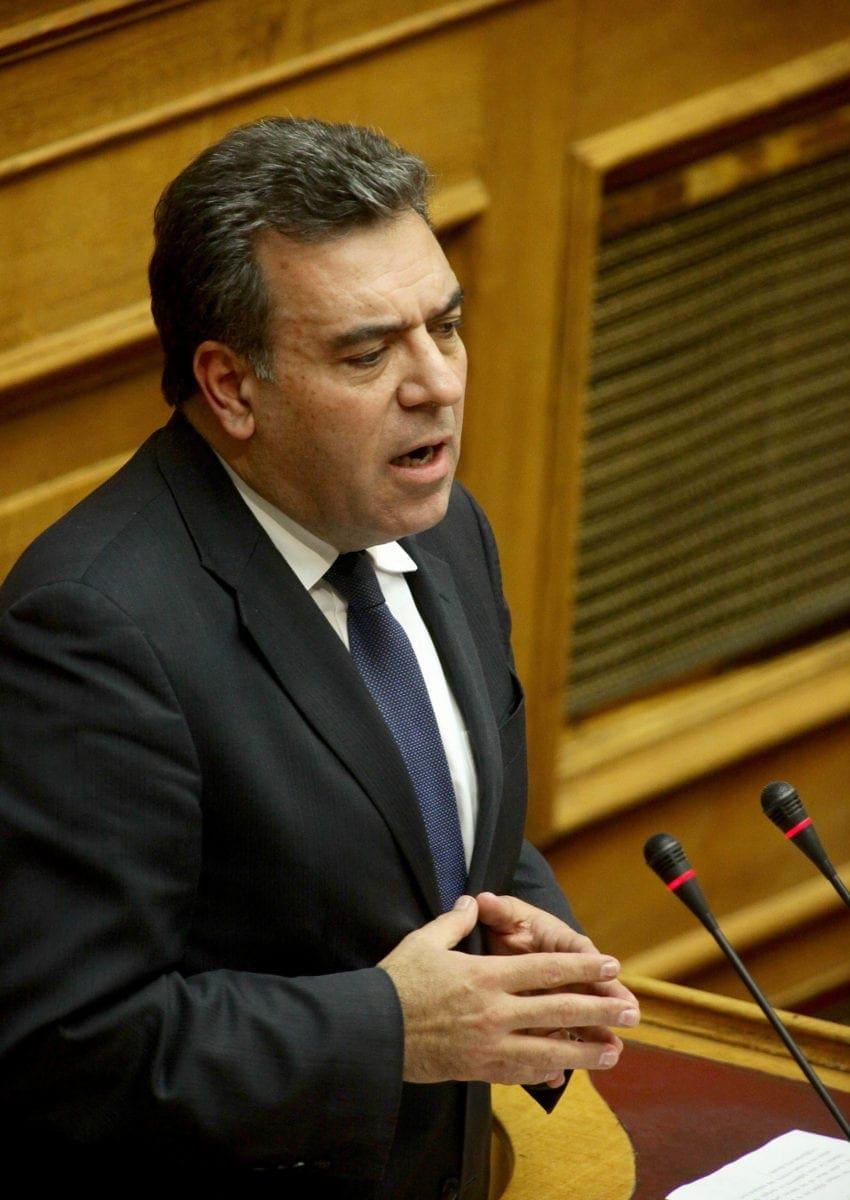 «Την ενίσχυση με προσωπικό του Αστυνομικού Τμήματος Καλύμνου ζητά ο Μάνος Κόνσολας»