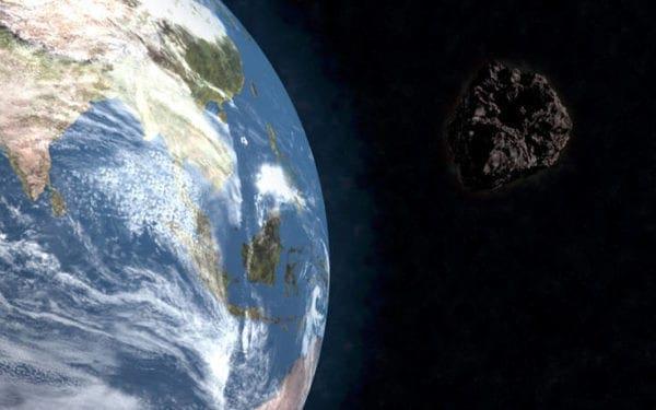 NASA: Αστεροειδής μεγέθους πολυκατοικίας θα περάσει ανάμεσα σε Γη και Σελήνη