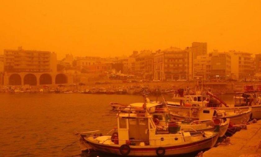 Τι είναι η αφρικανική σκόνη και ποιες οι επιπτώσεις στην υγεία