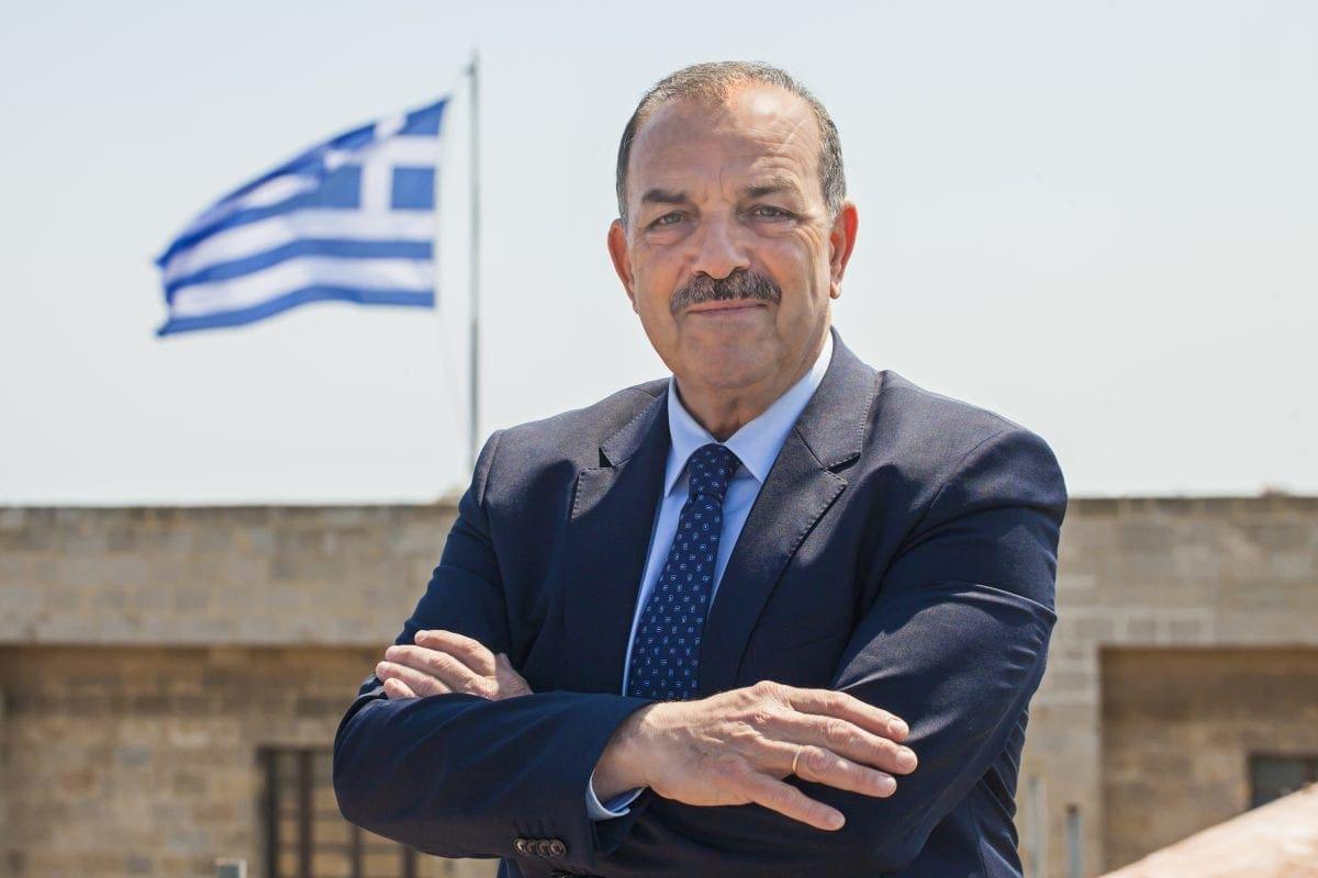 """Φώτης Χατζηδιάκος: """"Ο Δήμος Ρόδου αποκτά μια σύγχρονη προσωπικότητα"""""""