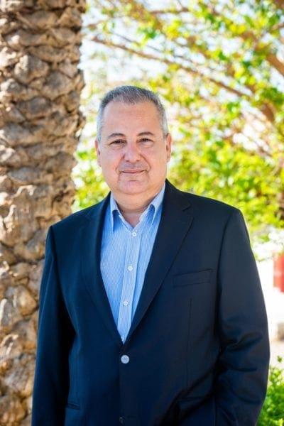 Ο Κώστας Χρυσοχοΐδης, υποψήφιος με τον Γιώργο Χατζημάρκο  στην Περιφέρεια Νοτίου Αιγαίου