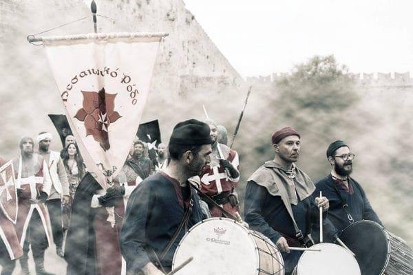 Πλούσιο το πρόγραμμα εκδηλώσεων στο διήμερο της Γιορτής του Μεσαιωνικού Φεστιβάλ Ρόδου