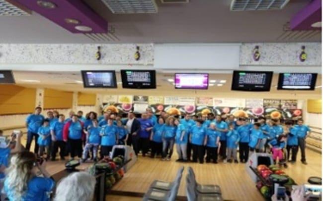 Με επιτυχία διεξήχθη το 4ο Δωδεκανησιακό Τουρνουά Bowling ΑμεΑ