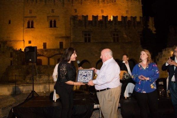 Η Περιφέρεια Νοτίου Αιγαίου σύστησε τη Ρόδο σε κορυφαίους Αμερικανούς ταξιδιωτικούς πράκτορες