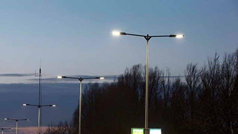 Που θα γινουν εργασίες αντικατάστασης των παλαιών φωτιστικών με led