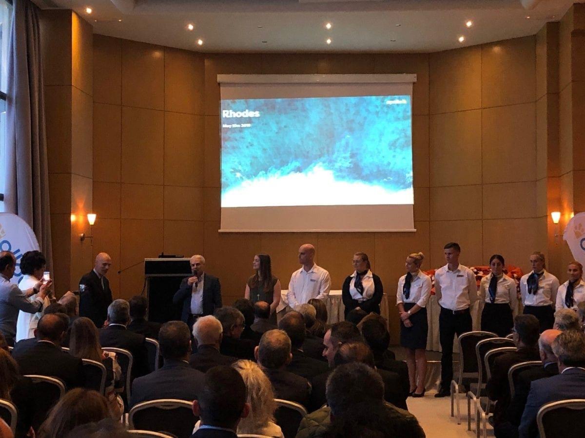 Βραβεύτηκαν καταλύματα της Ρόδου, Σύμης και Τήλου απο τον ταξιδιωτικό οργανισμός DER TOURISTIK NORDIC/APOLLO και την εταιρεία DESTINATION TOURISTIK SERVICES