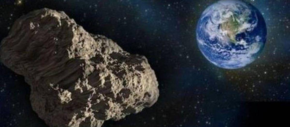 Απόψε θα «ξύσει» τη γη ο αστεροειδής με το φεγγάρι του!