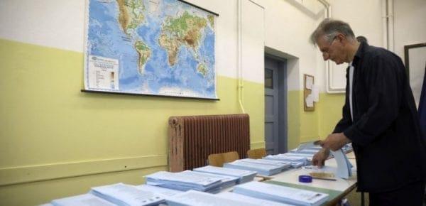 Καταγγελία της ΛΑ.Ε. για τη μη παροχή ψηφοδελτίων της σε εκλογικό της Ρόδου
