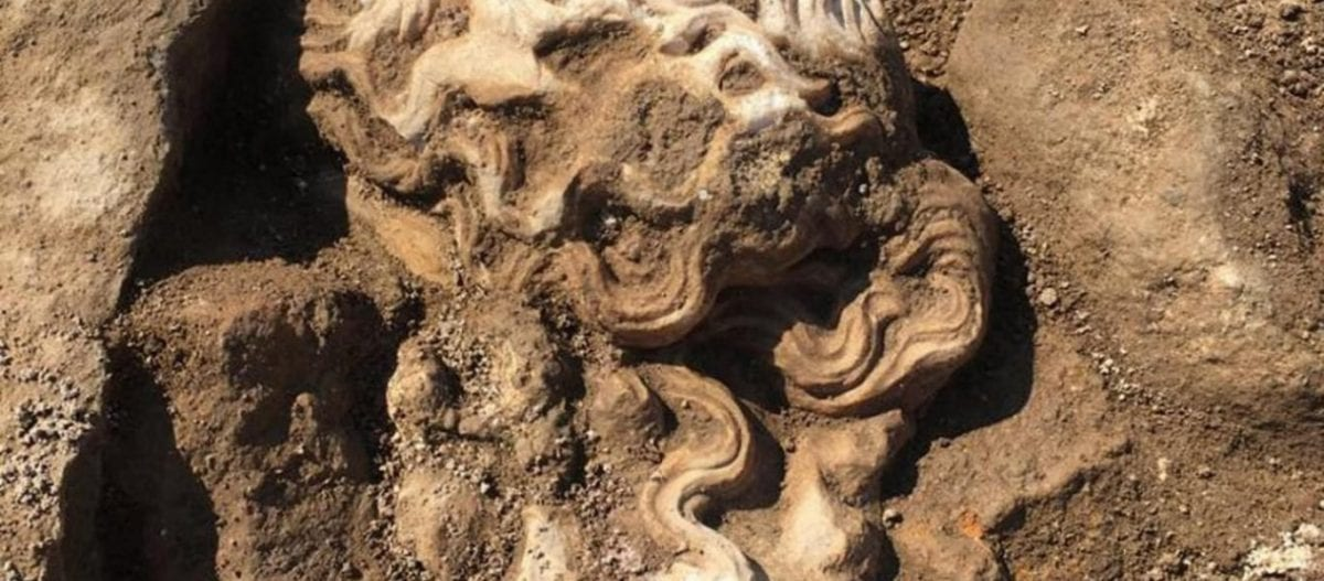 Ρώμη: Βρήκαν αρχαία κεφαλή του Διονύσου στο κέντρο της πόλης