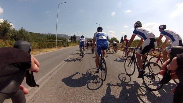 1ος ποδηλατικός αγώνας αντοχής RC 258