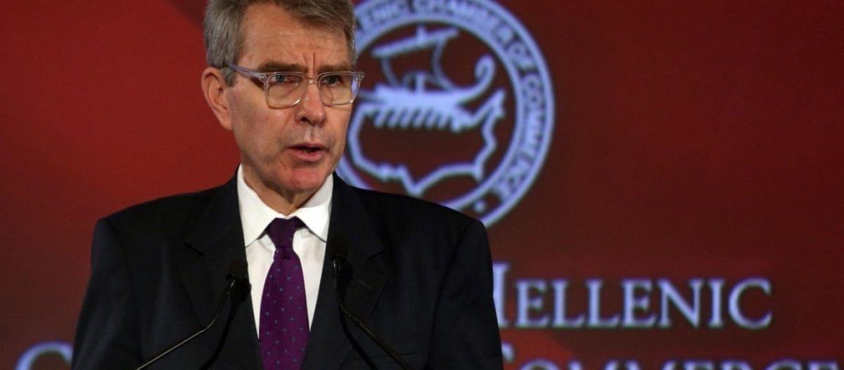 ΗΠΑ: «Στόχος μας ο άμεσος επανεξοπλισμός των ελληνικών ΕΔ λόγω Τουρκίας»