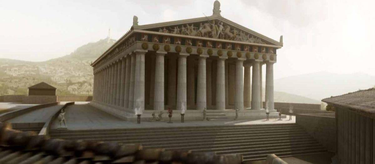 Ιστορική απόφαση από το Κεντρικό Αρχαιολογικό Συμβούλιο: Αναστηλώνεται μέρος του Παρθενώνα!