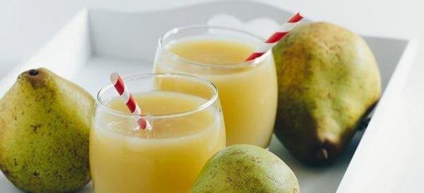 Οφέλη στην υγεία από τον χυμό αχλάδι