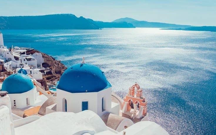 Κορυφαίος προορισμός για διακοπές πολυτελείας η Ελλάδα