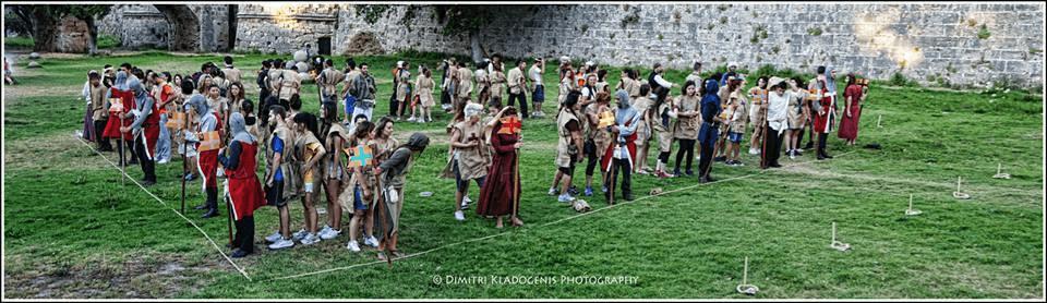 Πρόσκληση συμμετοχής στις δραστηριότητες του Μεσαιωνικού Φεστιβάλ Ρόδου