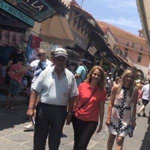 Μίκα Ιατρίδη: «Η Μεσαιωνική Πόλη της Ρόδου αποτελεί παγκόσμιο σημείο αναφοράς.  Ας εργαστούμε ενωμένοι για την ακόμα μεγαλύτερη προστασία και ανάδειξή της».