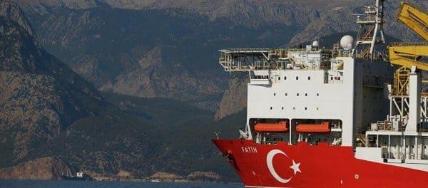 Λευκωσία προς Αθήνα: «Η Άγκυρα θα κάνει γεώτρηση και στο Καστελόριζο»!