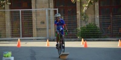 Ποδηλατικό αγώνα δεξιοτεχνίας διοργανώνει ο Γ.Σ. Διαγόρας