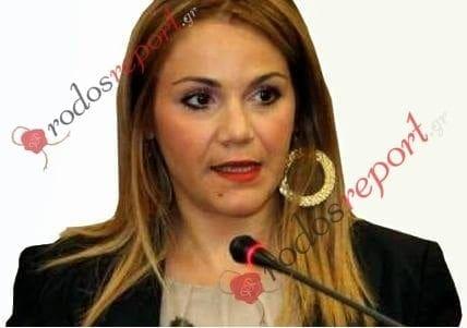 Μίκα Ιατρίδη: «Στις 7 Ιουλίου ξεκινάμε το αύριο. Ο ελληνικός λαός θα απορρίψει για μια ακόμα φορά τα ψέματα του κ. Τσίπρα».