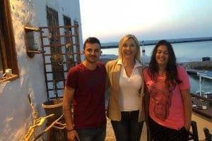 Περιοδεία στην Κάσο-Κάρπαθο, της Ελευθερίας Φτακλάκη