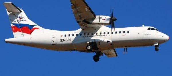 Sky Express: Η ανακοίνωση της εταιρείας για το συμβάν με την αναγκαστική προσγείωση στην Κάρπαθο