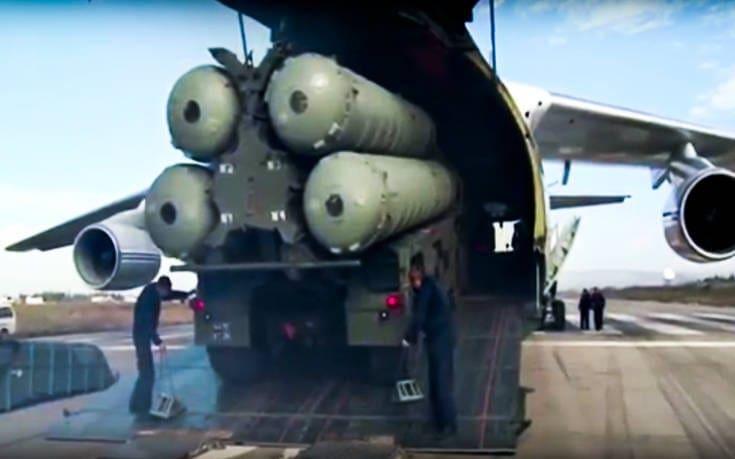 Νέα προειδοποίηση των ΗΠΑ για κυρώσεις στην Τουρκία εάν αγοράσει τους S-400