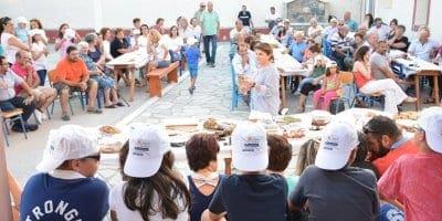 Στο Αγαθονήσι πραγματοποιήθηκε η δράση «Aegean Mamas Know Best» & «Aegean Gardeners»