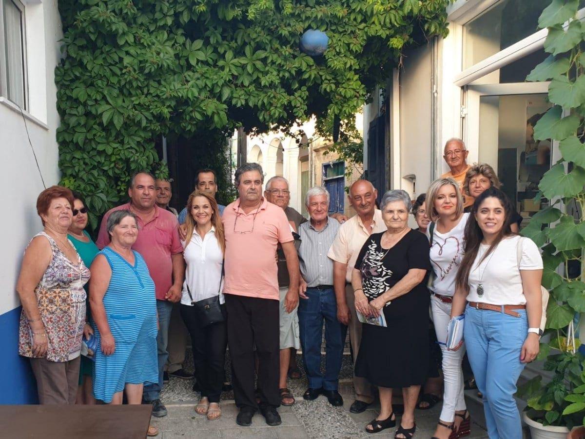Μίκα Ιατρίδη από τα Κοσκινού: «Ενωμένοι, προχωράμε μπροστά και κρατάμε ζωντανή την πλούσια πολιτιστική μας παράδοση και την τουριστική μας προοπτική!»