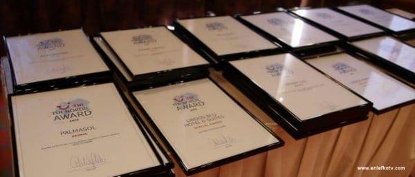 Αυτά είναι τα ξενοδοχεία της Ρόδου που διακρίθηκαν στα TUI Nordic Awards