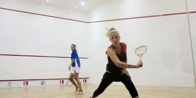 Αθλητές και αθλήτριες από δώδεκα διαφορετικές χώρες θα πάρουν μέρος στο Διεθνές τουρνουά squash