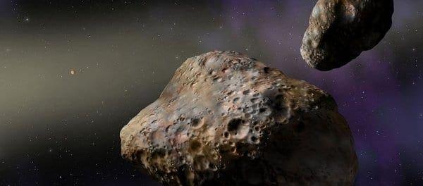 Γιγαντιαίος αστεροειδής θα περάσει σε κοντινή απόσταση από την Γη