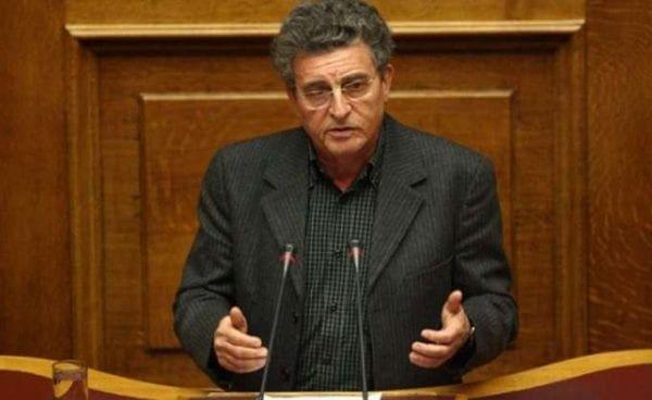 """Ηλίας Καματερός : """"Μάχομαι στην Βουλή μέχρι την τελευταία μέρα"""""""