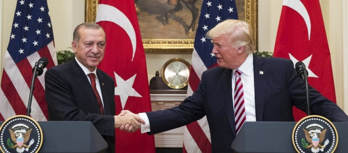 Τα βρήκαν Ερντογάν και Τράμπ -Παράθυρο στις κυρώσεις για τους S-400