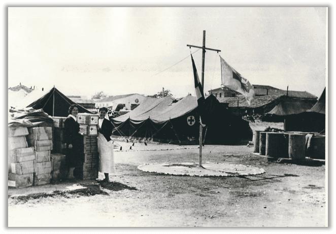 142 Χρόνια Ελληνικός Ερυθρός Σταυρός