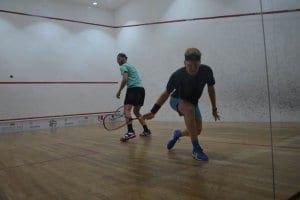 Με τη συμμετοχή αθλητών και αθλητριών από δεκαπέντε χώρες αρχίζει αύριο το Διεθνές τουρνουά squash