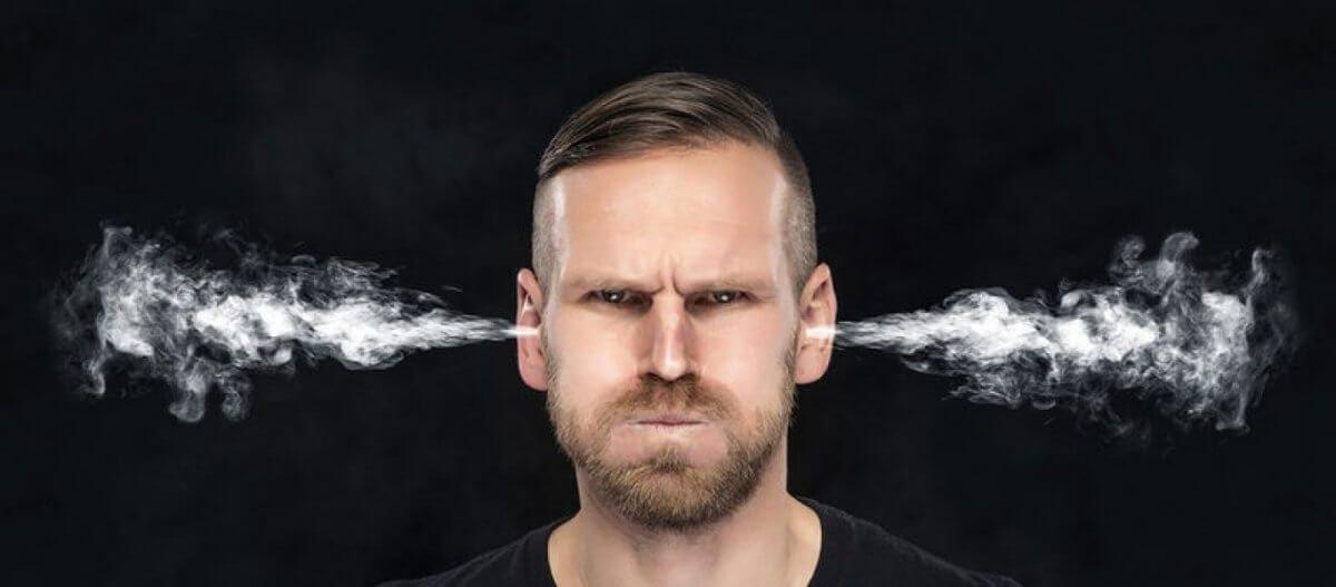 Έρευνα : Ο θυμός «καταστρέφει» την καρδιά και τον εγκέφαλο του ανθρώπου