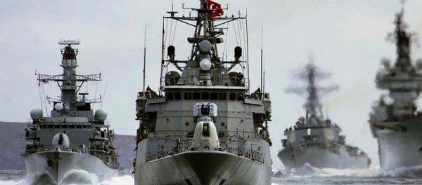 Μεταφορά τουρκικών δυνάμεων στην Κύπρο: Κατασκευάζουν ναυτική βάση στην Αμμόχωστο & αεροπορική στο Λευκόνοικο